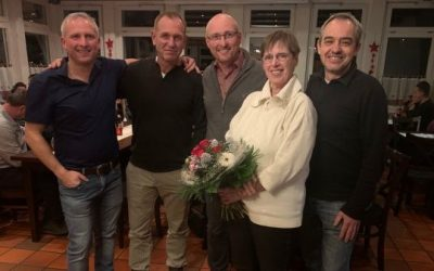 Year-end party 2019 in Unterkirnach